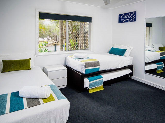 The Beach Motel Hervey Bay Accommodation