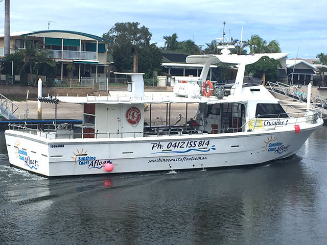 Crusader One whale watch vessel